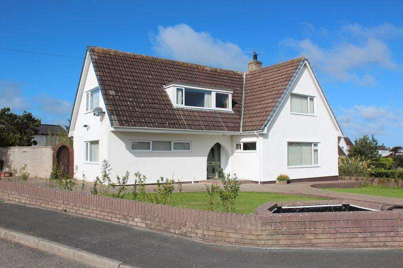 4 Bedrooms Detached House for sale in Hunters Chase, Trearddur Bay