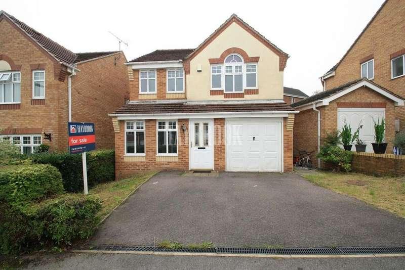 4 Bedrooms Detached House for sale in Northwood Drive, Wadsley Park Village