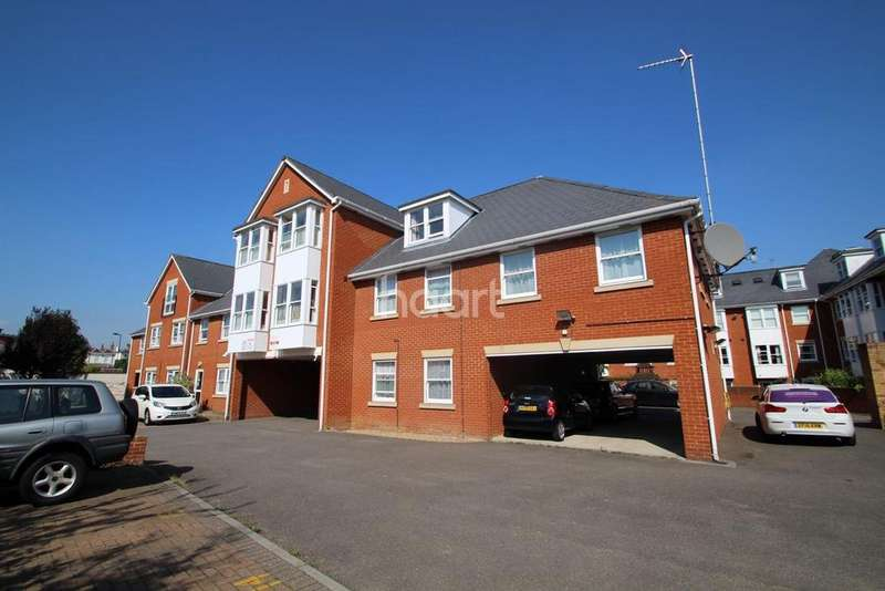 1 Bedroom Flat for sale in Tudor Parade, Ipswich, IP4