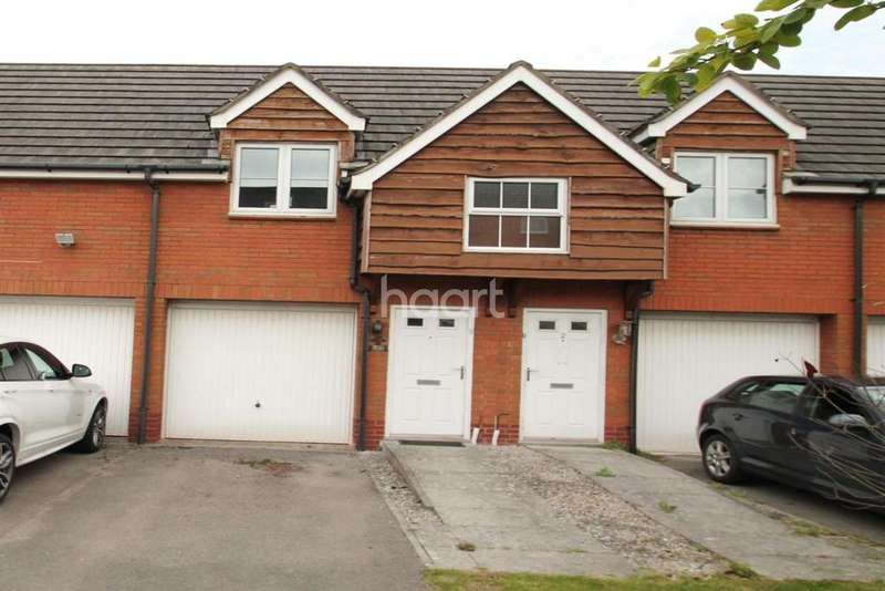 2 Bedrooms Flat for sale in Oystermouth Mews, Newport