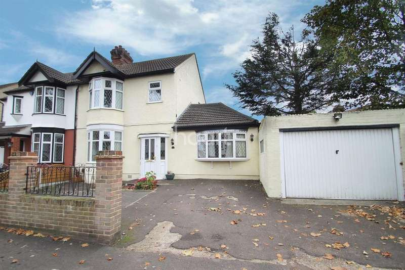 3 Bedrooms Semi Detached House for sale in Kingston Road, Romford