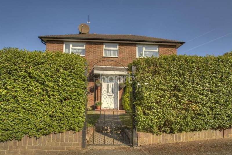 4 Bedrooms End Of Terrace House for sale in Ayot Path, Borehamwood