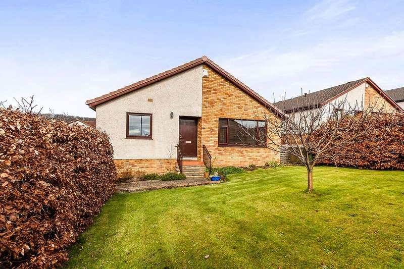3 Bedrooms Detached Bungalow for sale in Rosebery View, Dalgety Bay, Dunfermline, KY11
