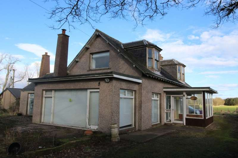 3 Bedrooms Detached House for sale in Inverkeilor, Arbroath, DD11