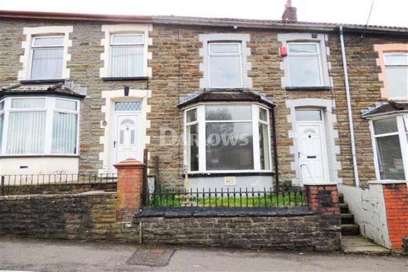 3 Bedrooms Terraced House for sale in The Avenue, Pontygwaith