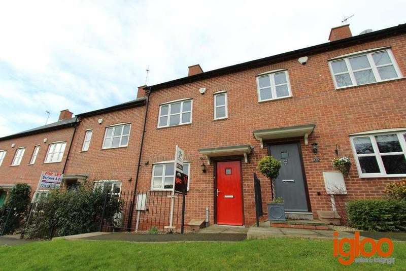 3 Bedrooms Terraced House for sale in Main Street, Ratby, Leicester