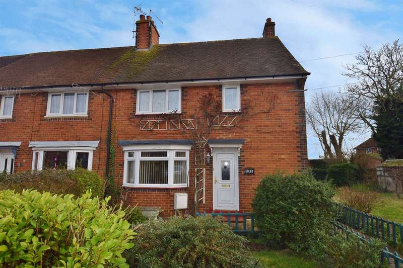 3 Bedrooms Terraced House for sale in Ash Crescent, Canterbury