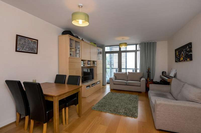 1 Bedroom Flat for sale in Sailacre House Woolwich Road SE10