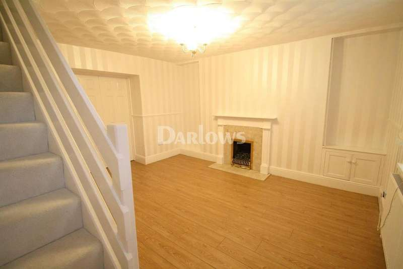2 Bedrooms Terraced House for sale in Earl Street, Tredegar, Blaenau Gwent