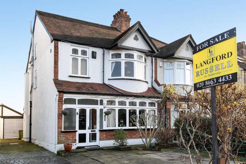 4 Bedrooms Semi Detached House for sale in Croydon Road Beckenham BR3