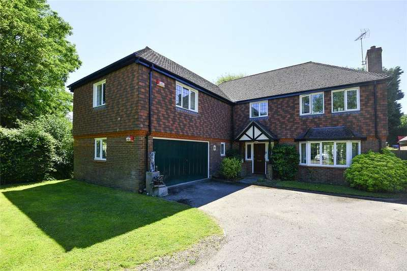 5 Bedrooms Detached House for sale in Pilgrims Way, Canterbury, Kent, CT1