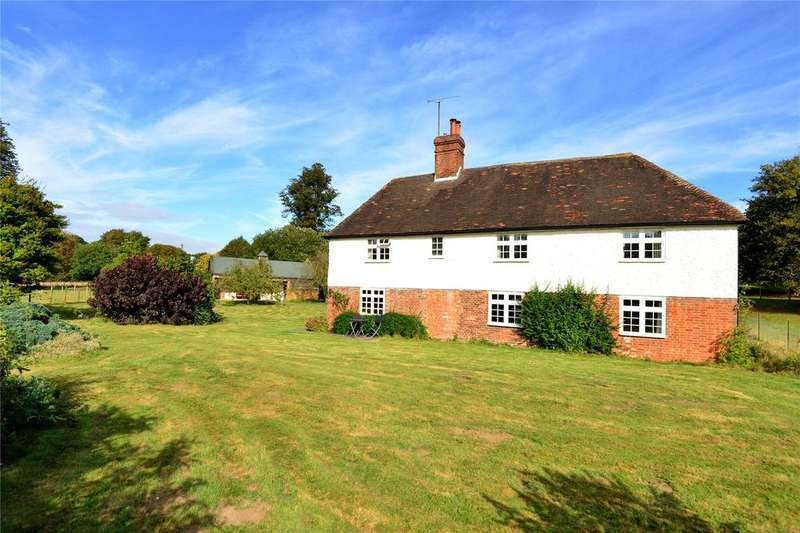 4 Bedrooms Equestrian Facility Character Property for sale in Charlton Park, Bishopsbourne, Canterbury, Kent, CT4