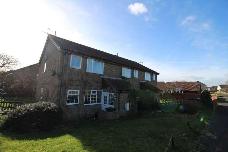 1 Bedroom Flat for sale in Chelford Close, Wallsend, NE28