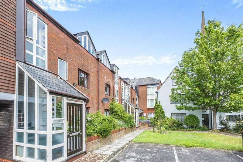 2 Bedrooms Flat for sale in St Marys Court, Silver Street