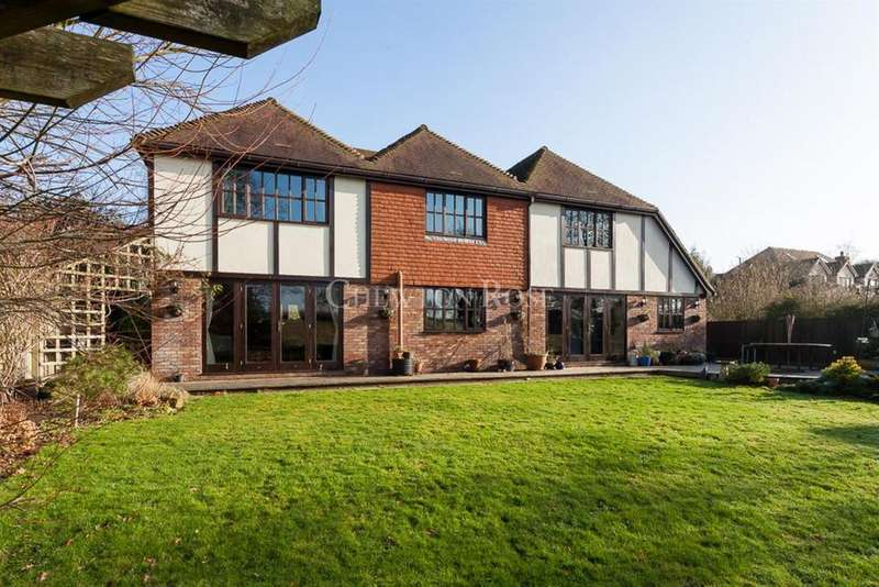 5 Bedrooms Detached House for sale in Meadow Lane, Sedlescombe, East Sussex TN33