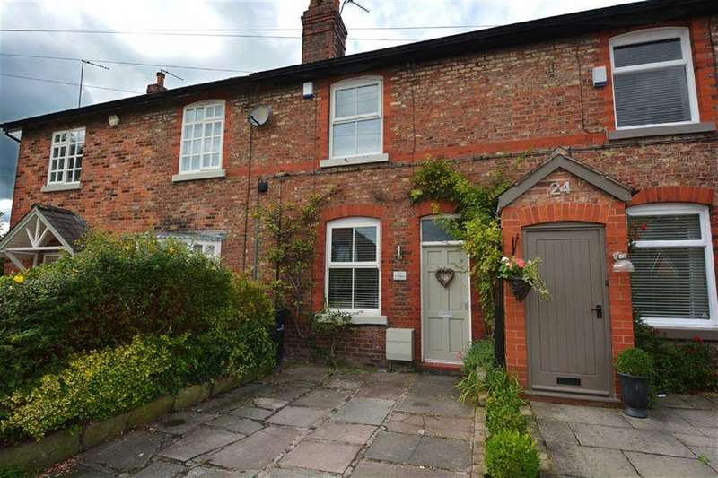 2 Bedrooms Terraced House for sale in Upcast Lane, Wilmslow, Cheshire