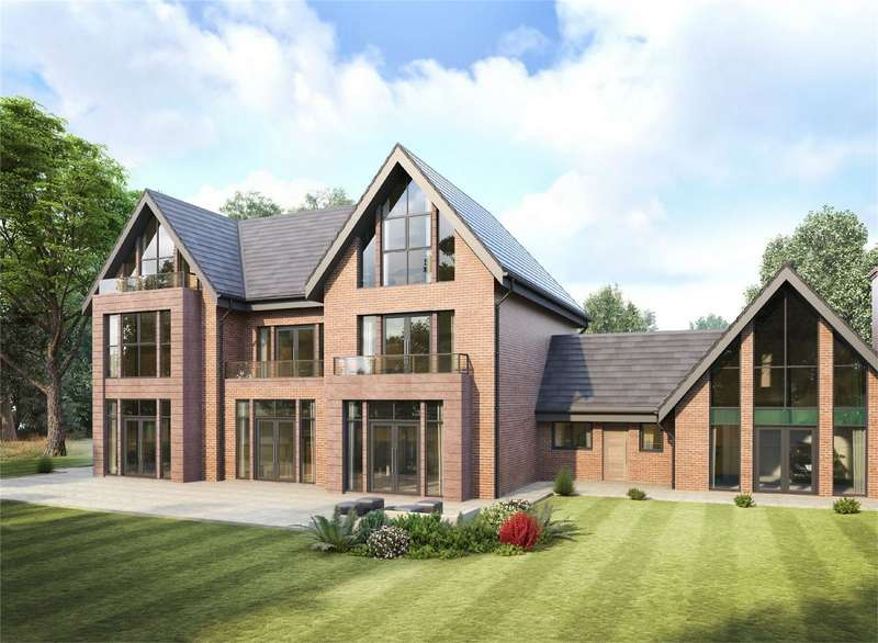 5 Bedrooms Detached House for sale in 5 Burnthwaite Hall, Old Hall Lane, Lostock, Bolton, Lancashire