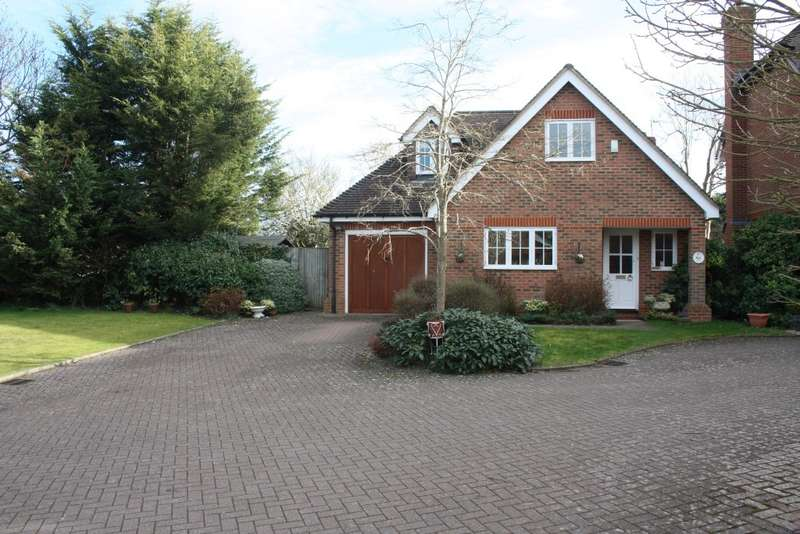 2 Bedrooms Detached House for sale in Willowside, Woodley, Reading, RG5