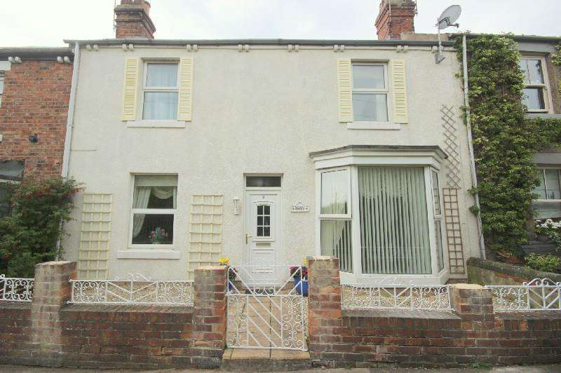 3 Bedrooms Terraced House for sale in Finchdale Terrace, Chester Le Street
