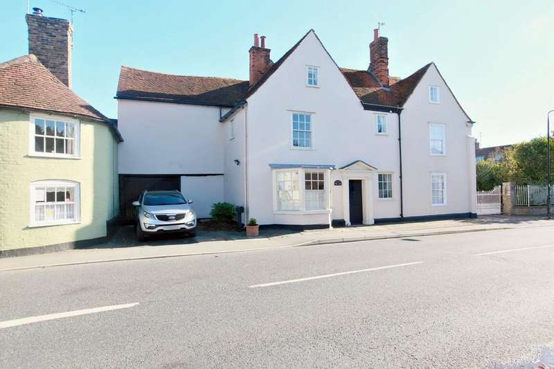 5 Bedrooms Semi Detached House for sale in London Road, Kelvedon