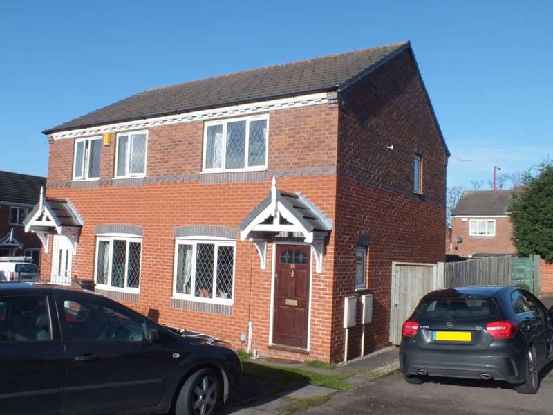 2 Bedrooms Semi Detached House for sale in Cranwell Grove, Erdington