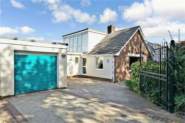 3 Bedrooms Detached Bungalow for sale in Monksbridge Road, Brixham, Devon