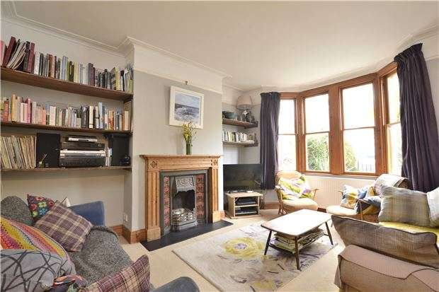 4 Bedrooms Terraced House for sale in First Avenue, BATH, Somerset, BA2 3NW