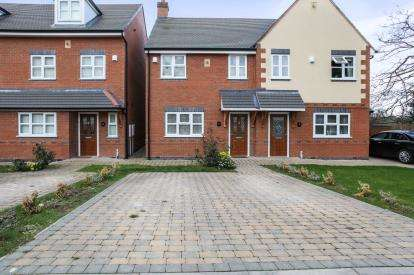 3 Bedrooms Semi Detached House for sale in Linforth Way, Coleshill, Birmingham, Warwickshire