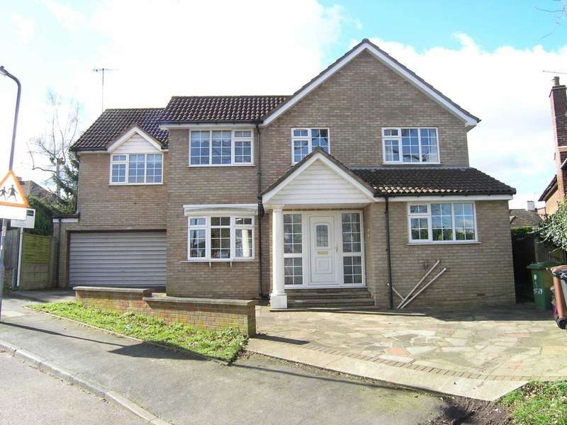 5 Bedrooms Detached House for sale in Catsey Lane, Bushey