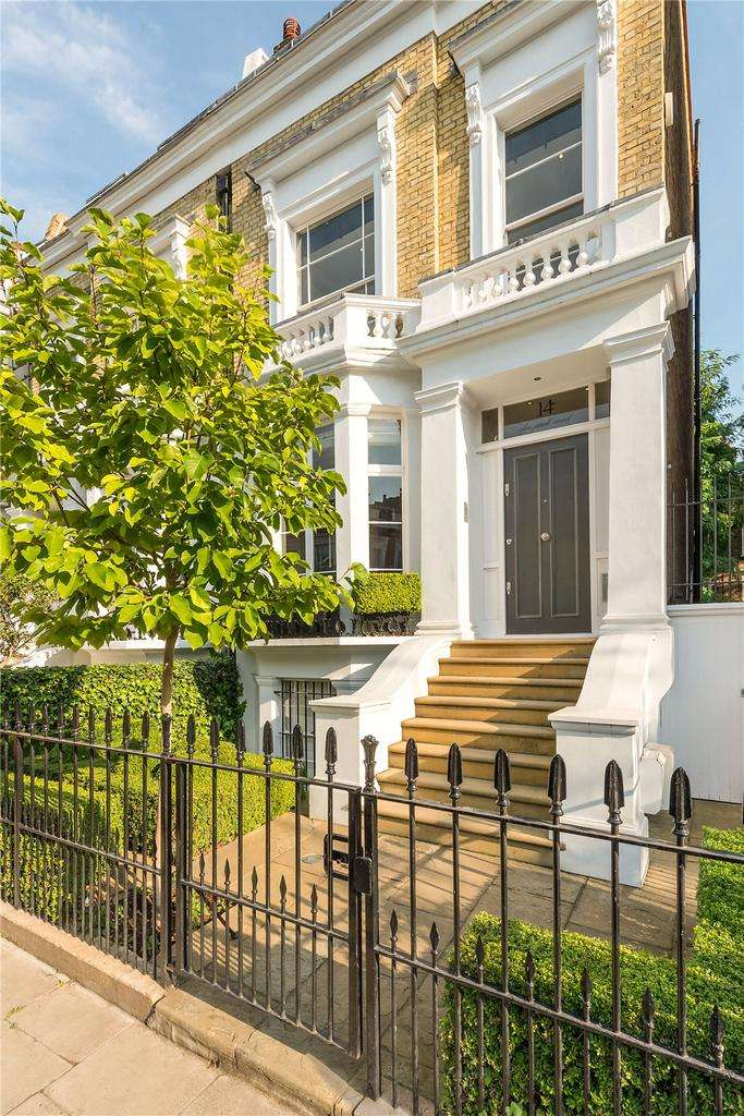 4 Bedrooms Semi Detached House for sale in Elm Park Road, London, SW3