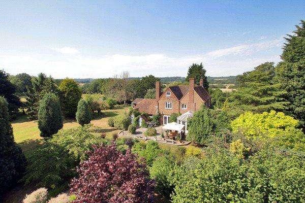 6 Bedrooms Detached House for sale in Staplehurst Road, Marden, Tonbridge, Kent, TN12