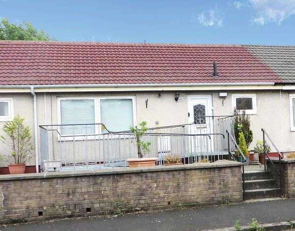 1 Bedroom Cottage House for sale in 48 Harvey Terrace, Lochwinnoch, PA12 4HB