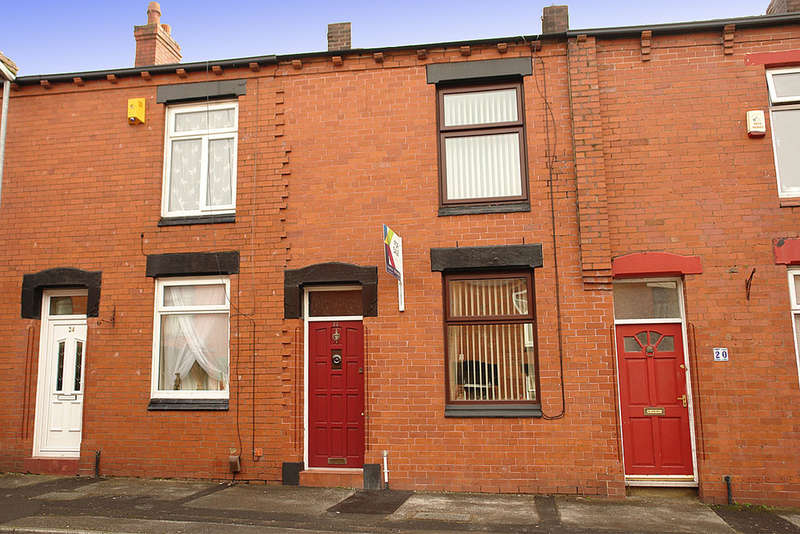 2 Bedrooms Terraced House for sale in 22 Wakefield Street, Chadderton