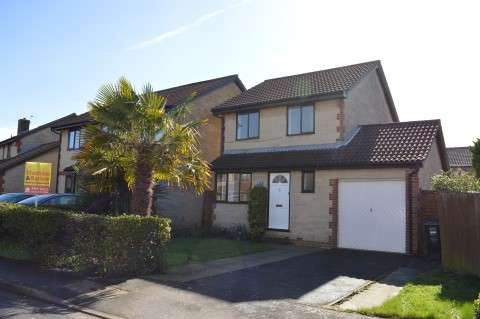 3 Bedrooms Detached House for sale in Coulson Drive, North Worle, Weston-super-Mare