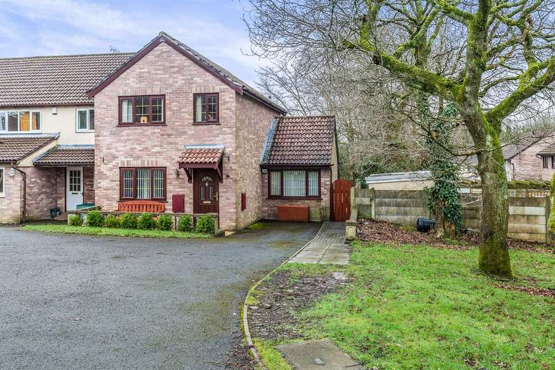 3 Bedrooms Detached House for sale in Heol Y Waun, Pontlliw, Swansea