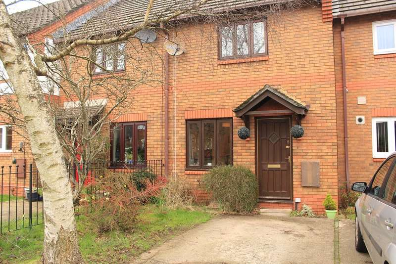 2 Bedrooms Terraced House for sale in Gladeside Close, Thornhill, Cardiff