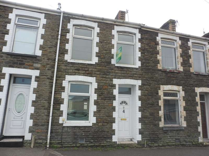 2 Bedrooms Terraced House for sale in Exchange Road, Neath