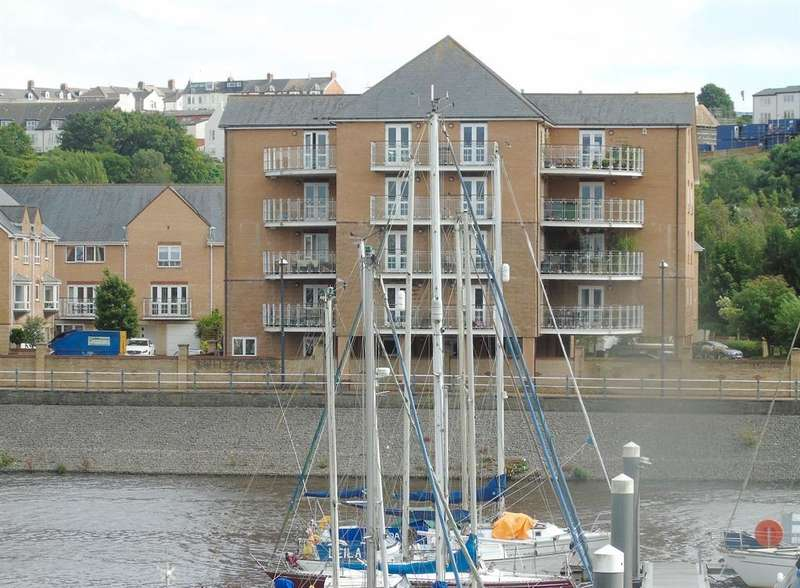 2 Bedrooms Apartment Flat for sale in Anchor Road, Penarth