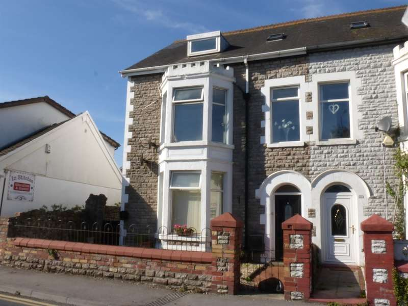 2 Bedrooms Maisonette Flat for sale in South Road, Porthcawl
