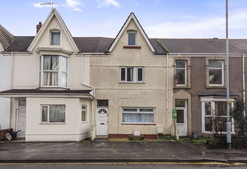5 Bedrooms Terraced House for sale in King Edwards Road, Swansea