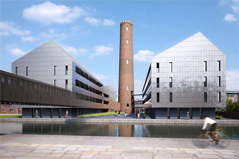 3 Bedrooms Flat for sale in The Shot Tower, Chester, CH1