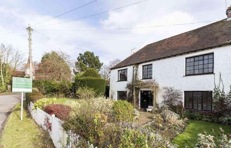 2 Bedrooms Cottage House for sale in Blendworth Lane, Waterlooville
