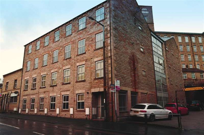2 Bedrooms Apartment Flat for sale in Hollins Mill Lane, Sowerby Bridge, HX6 2SD