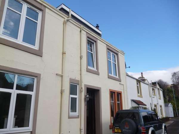 1 Bedroom Maisonette Flat for sale in 3/1U Burnfoot Road, Fairlie, Largs, KA29 0DU