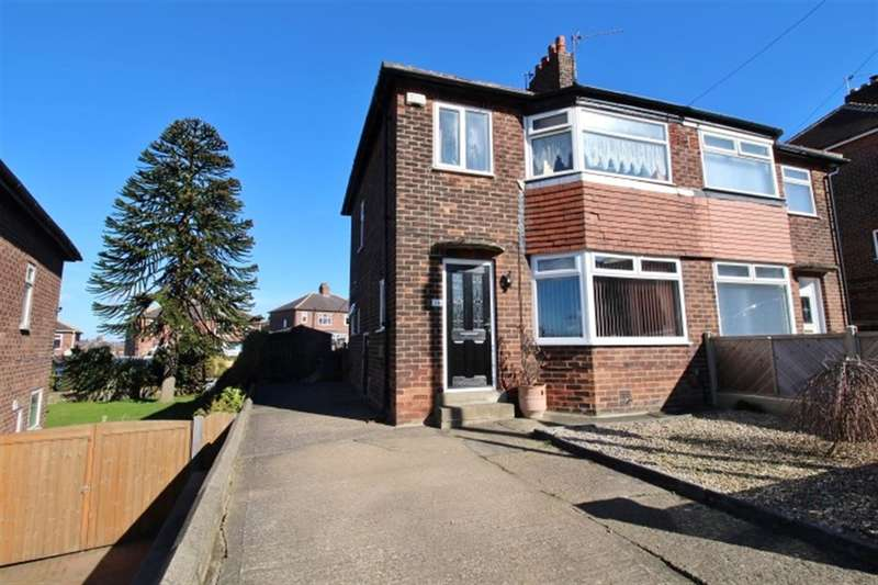 3 Bedrooms Semi Detached House for sale in Calverley Garth, LS13 3LJ