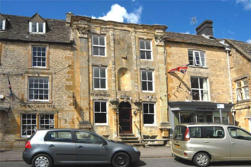 Terraced House for sale in The Square, Stow-On-The-Wold, Cheltenham, Gloucestershire, GL54