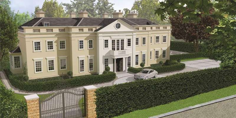 7 Bedrooms Detached House for sale in Holwood Park Avenue, Keston Park, Orpington, Kent, BR6