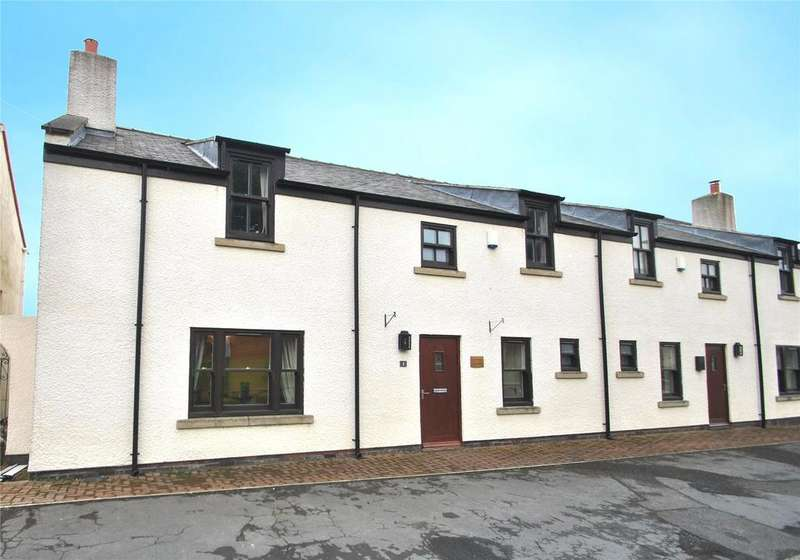 4 Bedrooms Semi Detached House for sale in Seaton Town Farm, Seaton Village, Seaham, Co Durham, SR7