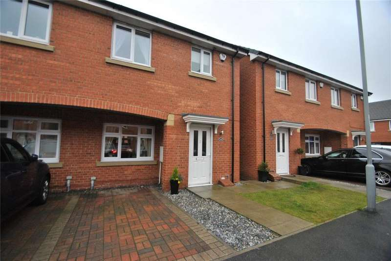 2 Bedrooms Semi Detached House for sale in Linthorpe Avenue, Seaham, Co.Durham, SR7