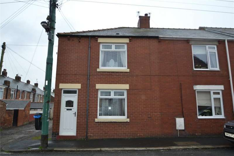 3 Bedrooms End Of Terrace House for sale in Coniscliffe Terrace, Easington Village, Co Durham, SR8